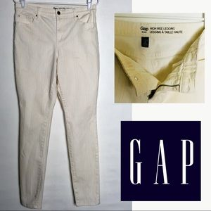 GAP High Rise Legging Jeans